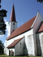 kihelkonna church